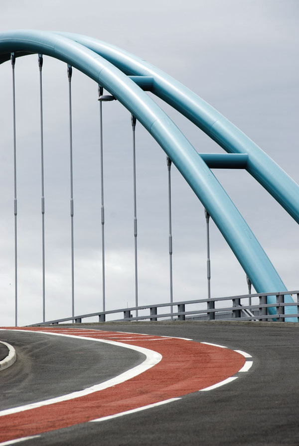 Blackburn bridge opening heralds regeneration