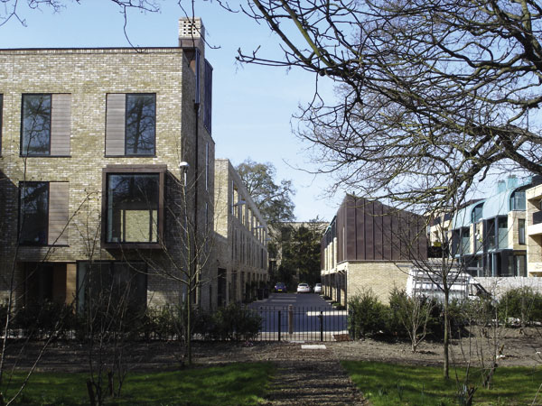 Steel supports Stirling Prize winner