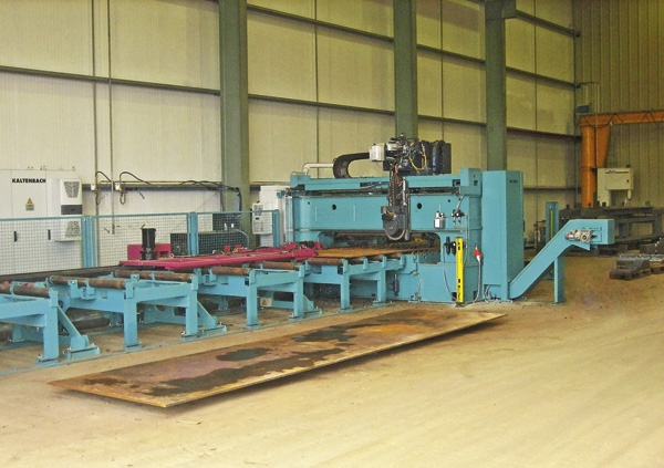 Production efficiency doubled with plate processor