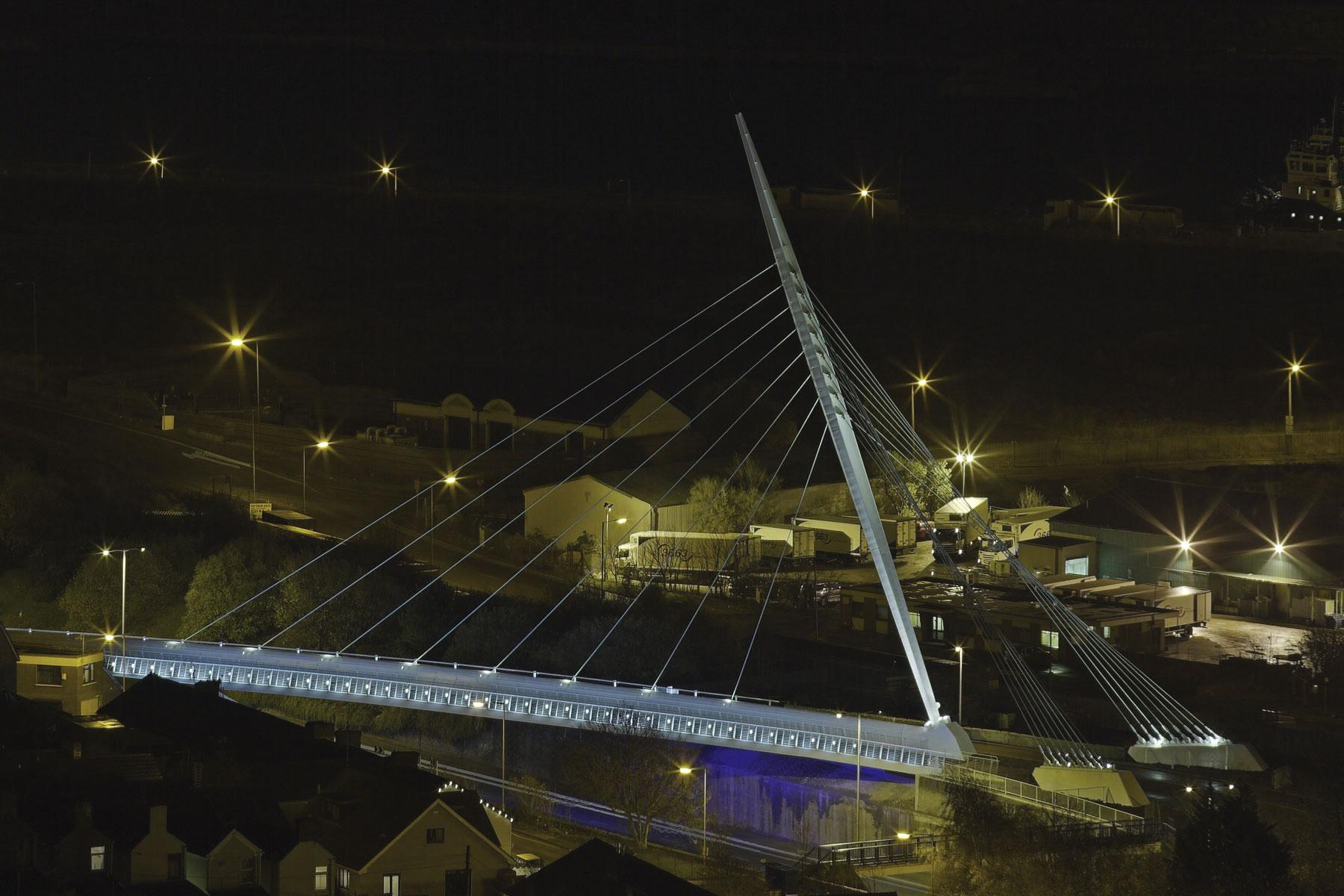 SSDA 2008 – The Sidings Bridge, Swansea