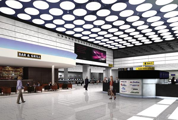 Major works progressing at Heathrow Airport