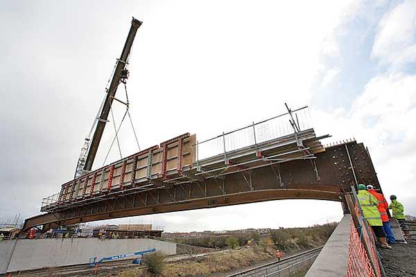 Allerton bridges the Shiremoor gap