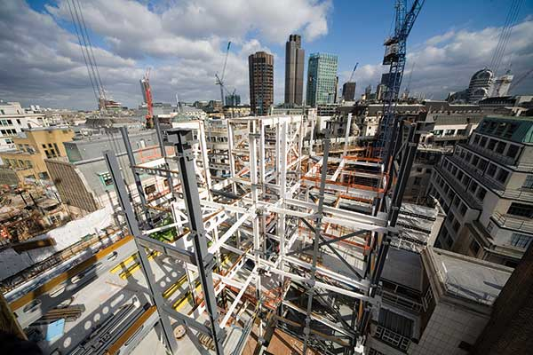 City project maximises its space