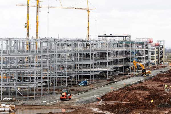 Expansion at Scotland's largest business park