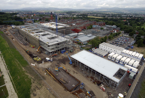 Steel has all the answers for new hospital