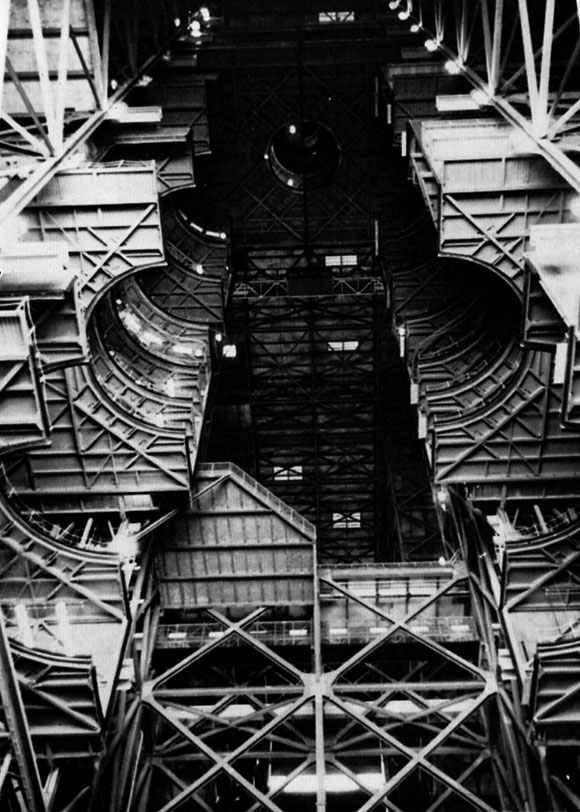 40 Years Ago: 1,000,000 tons of steel in America's spaceport