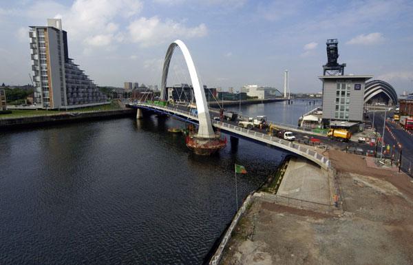 SSDA 2007 – Clyde Arc Bridge, Glasgow