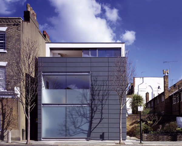 Converted house scoops Hot Dip Galvanizing Award