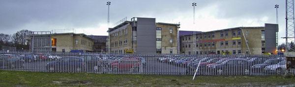 Five steel framed schools for Leeds