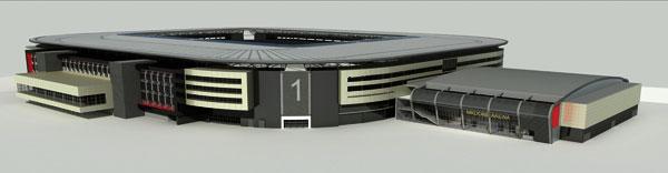 MK Dons stadium ready for new season