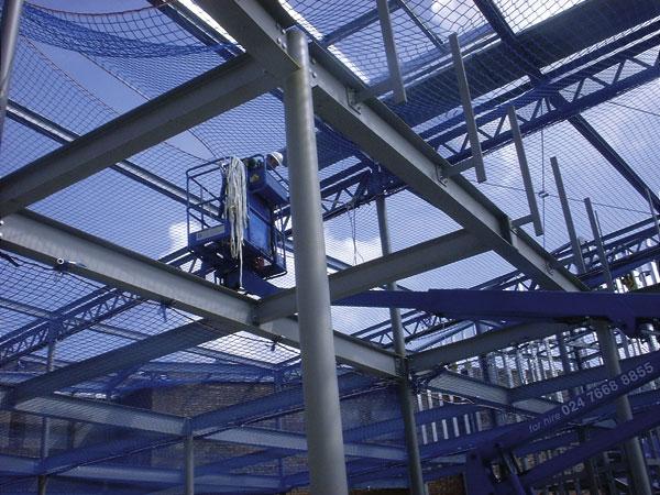 Steel decker reaches safety landmark