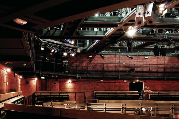 SSDA 2007 – The Young Vic Theatre, London