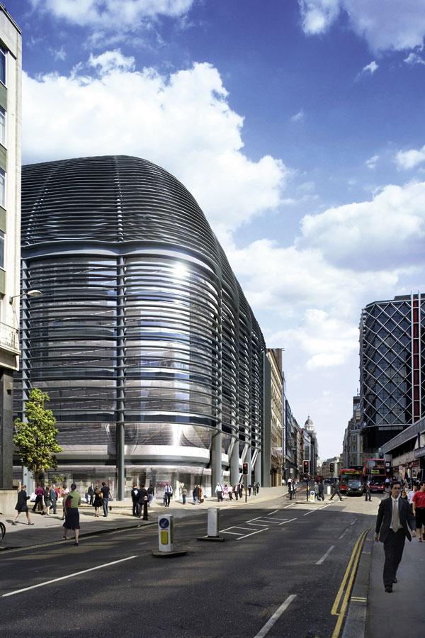 Skanska to build new City landmark