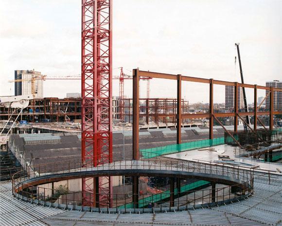 Mega complex to transform west London