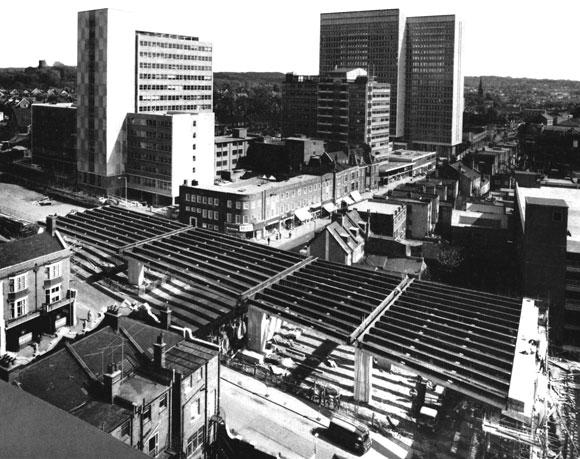 40 Years Ago: New Flyover at Croydon