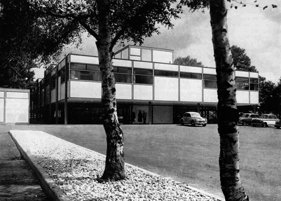 40 Years Ago: New trends in architectural design