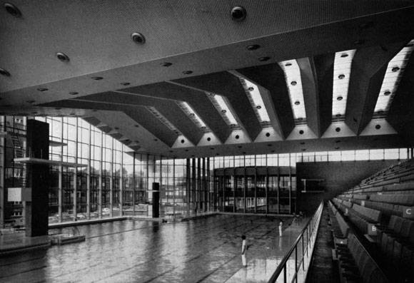 40 Years Ago: The new Coventry Swimming Baths