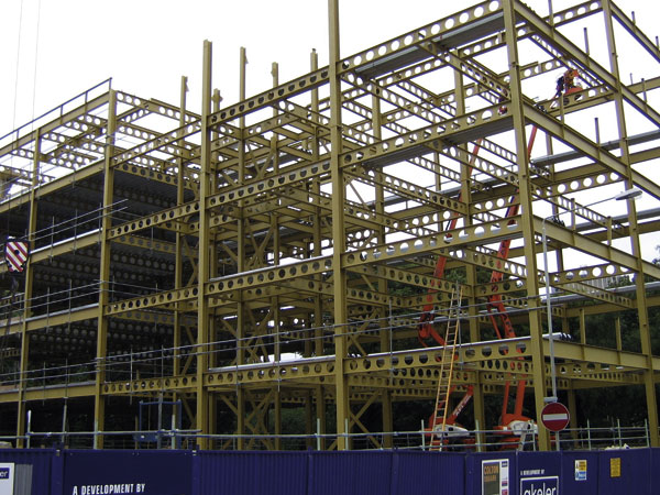 Leicester regeneration takes shape