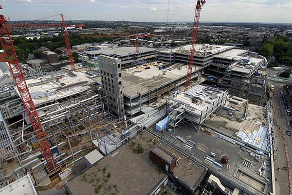 Multi-million pound steel development