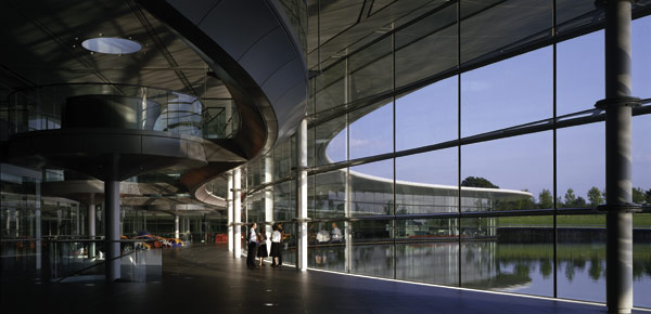SSDA 2006 – McLaren Technology Centre, Woking, Surrey