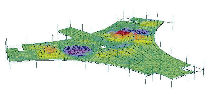 P076 Vibrations of floors