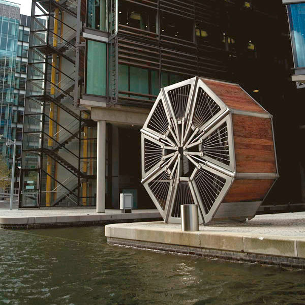 SSDA 2005 – Rolling Bridge, Paddington Basin