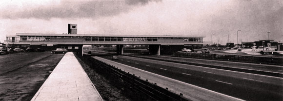 40 Years Ago – Steelwork on the Motorways