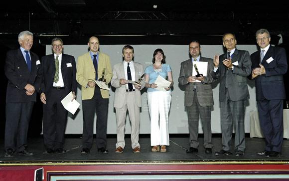 Wales Millennium team honoured