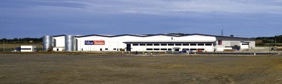 Portals frame UK's biggest sheds