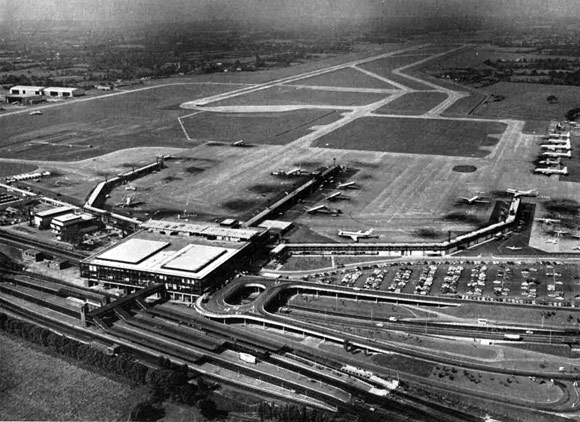 40 Years Ago: Developments at Gatwick Airport