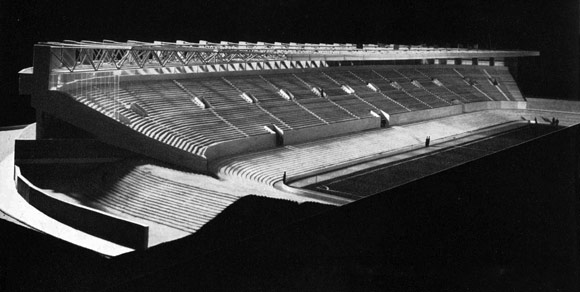 40 Years Ago: Football stand for 1966 World Cup Series