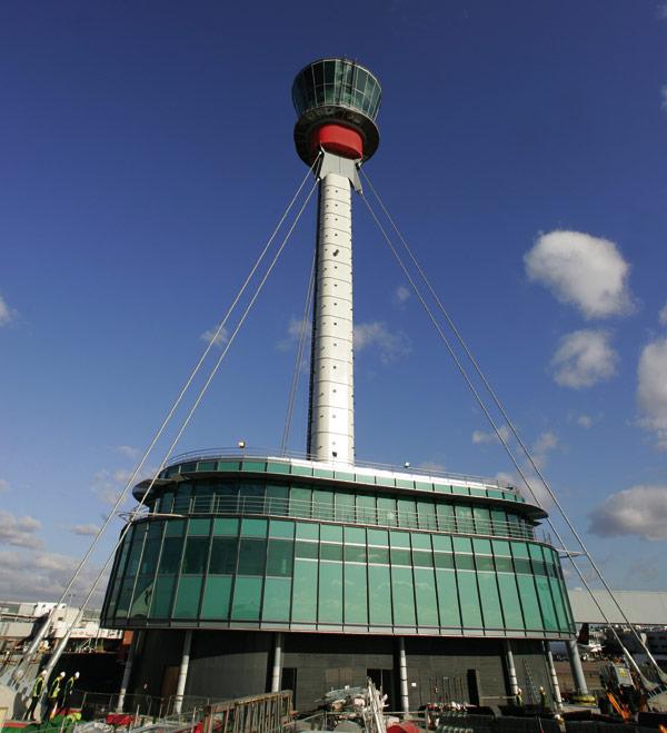 Heathrow tower under control