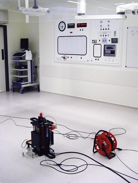 New tests demonstrate superior performance of steel-framed floors