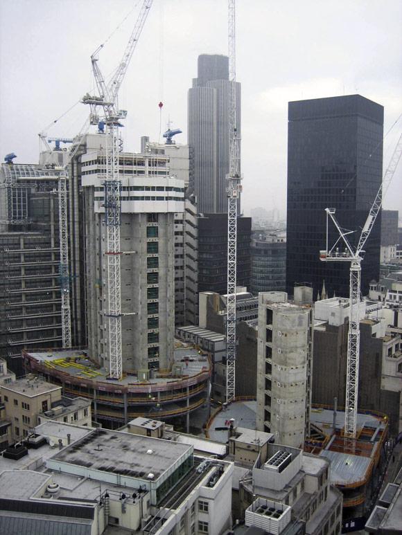 Steel the best insurance for new London landmark