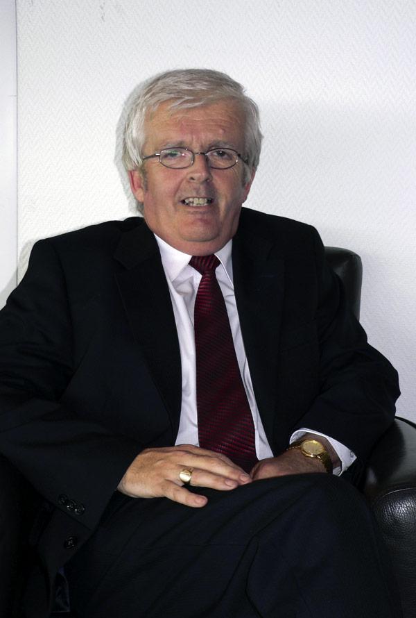 BCSA's first Irish President brings Gaelic grit