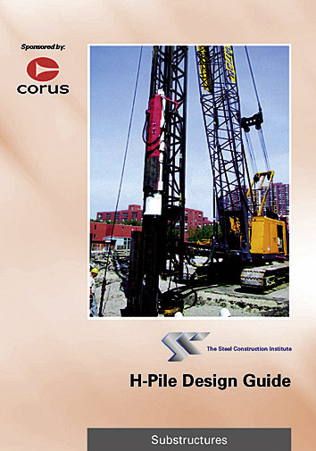 H-pile design guide