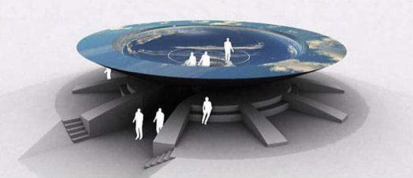 Artistic super bowl set to grace Durham skyline