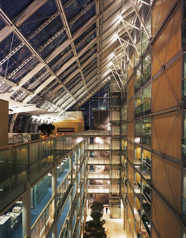 SSDA 2005 – The Wellcome Trust, Gibbs Building, London