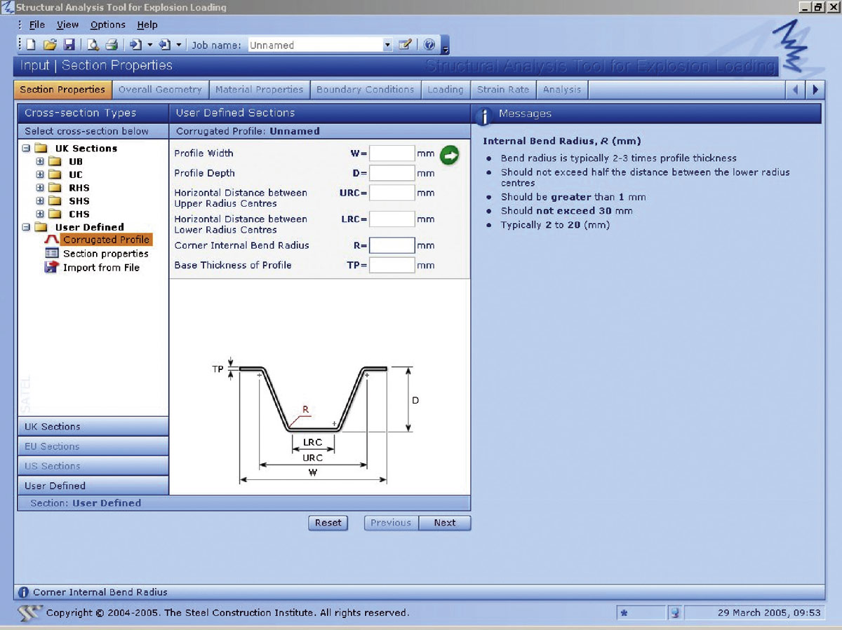 SCI's new Software SATEL Delivers Simplicity in Explosion Analysis