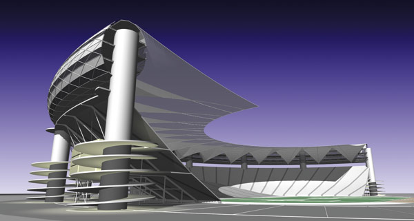 Plan for re-usable Olympic stadium revealed
