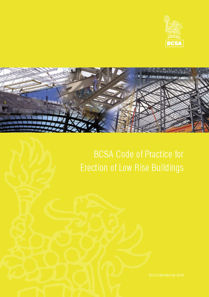 Code of Practice for Erection of Low Rise Buildings