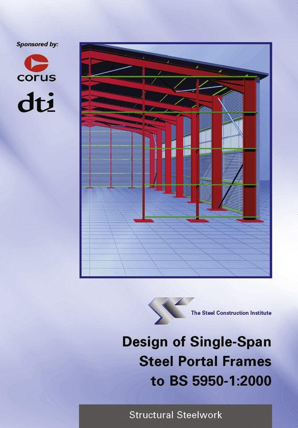 Portals Suite – Essential reading for portal frame designers