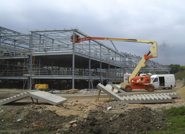 Calderdale schools construction nears completion