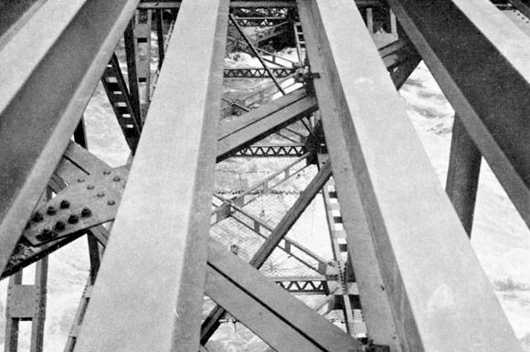 40 Years Ago: Two interesting bridges