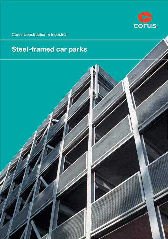 Steel Framed Car Parks