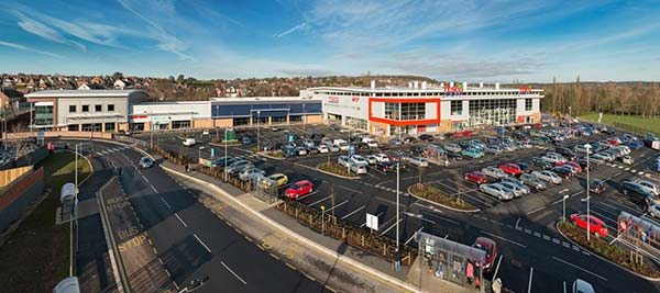 Steelwork transforms former mining town