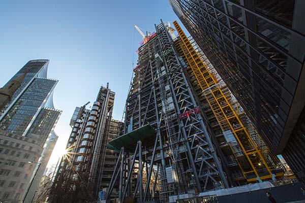 Leadenhall provides City with another icon