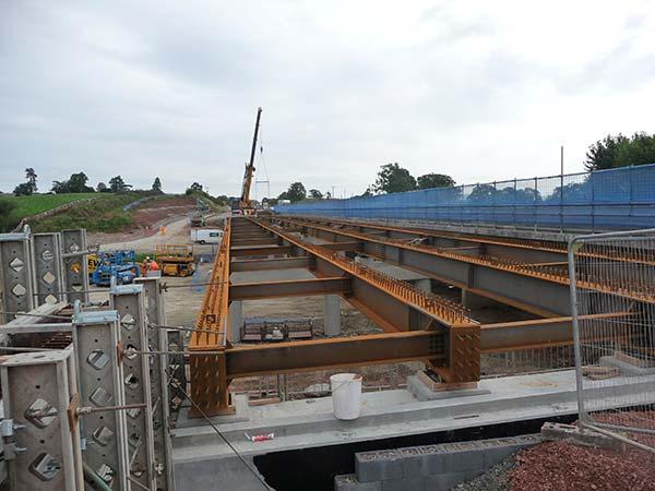 Future proof viaducts take shape