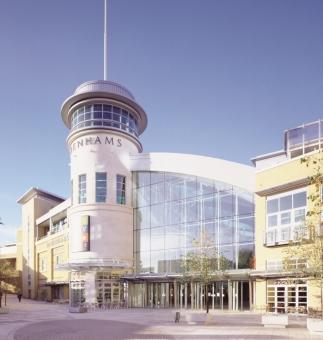SSDA Commendation: Festival Place Shopping Centre, Basingstoke