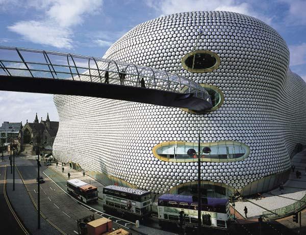 SSDA Award: Selfridges Structural Frame, The Bullring, Birmingham